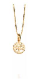 Colar Árvore Da Vida Banhado Ouro Joiarommanel 531310|541880