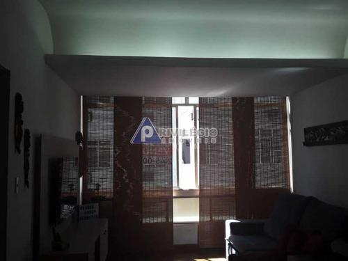 Apartamento À Venda, 3 Quartos, 1 Suíte, 1 Vaga, Copacabana - Rio De Janeiro/rj - 18760