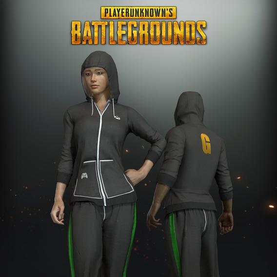 Pubg-g Suit Set Skin Digital Xbox One!