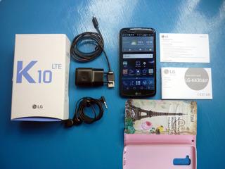 Lg K10 K430 Dual Tela 5.3