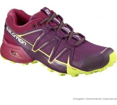 Tênis Salomon Speedcross Vario 2 Roxo/rosa Feminino
