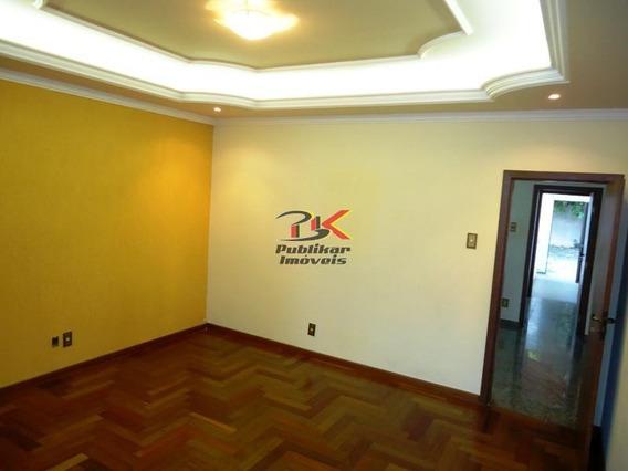 Casa Com 3 Dorms Em Belo Horizonte - Boa Vista Por 1.650,00 Para Alugar - 351