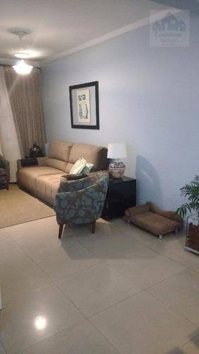 Casa Com 4 Dormitórios À Venda, 153 M² Por R$ 749.000,00 - Jardim Independência - São Vicente/sp - Ca0373