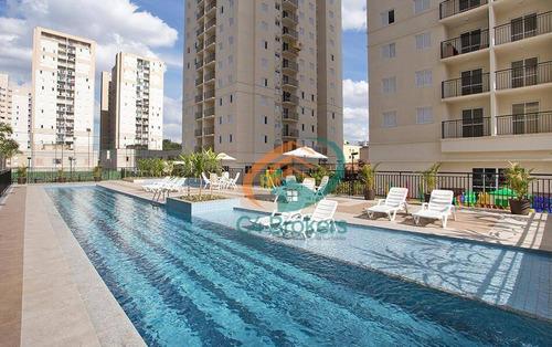 Imagem 1 de 29 de Apartamento Residencial À Venda, Macedo, Guarulhos. - Ap0210