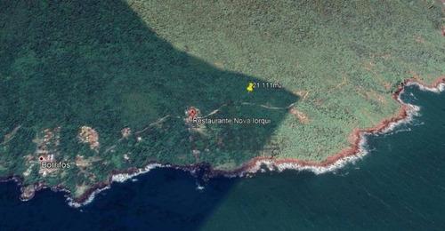 Área À Venda, 21111 M² Por R$ 2.690.000,00 - Borrifos - Ilhabela/sp - Ar0367