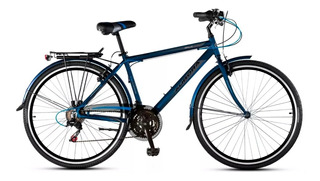 Bicicleta Aurora Spillo Rodado 28 Aluminio Accesorios 18 V.*