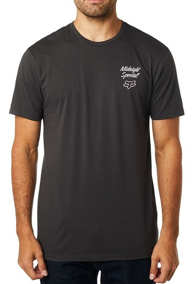 Playera Fox Midnight Special Ss Prem