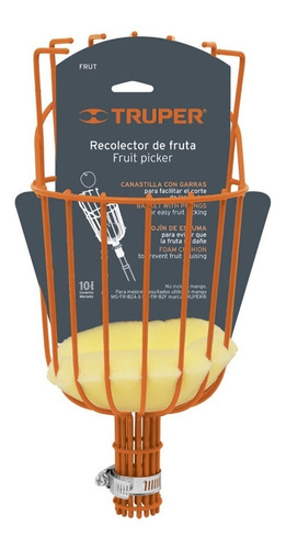 Recolector De Fruta Sin Mango Truper