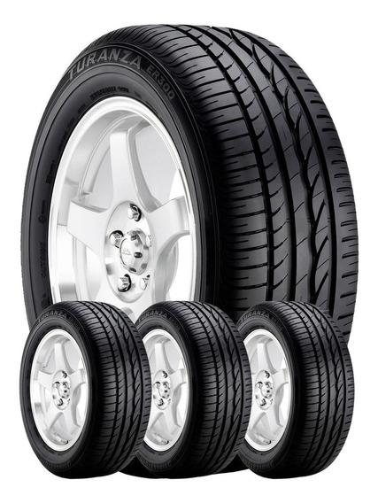 4u 205/55 R16 Turanza Er300 Bridgestone + Válv Ahora 12 Y 18
