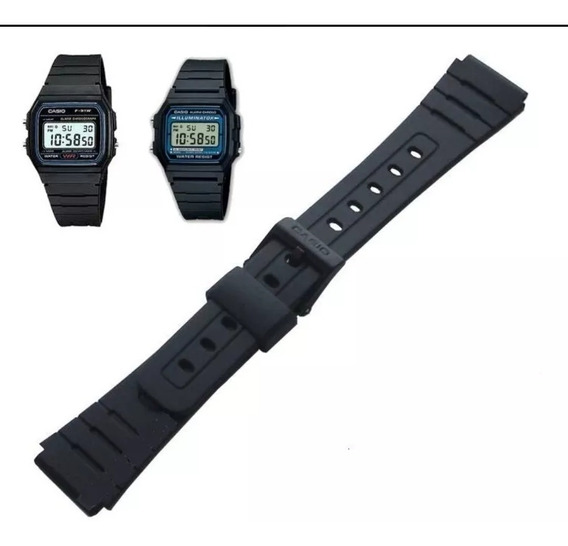 Pulseira Para Relógio Casio F91