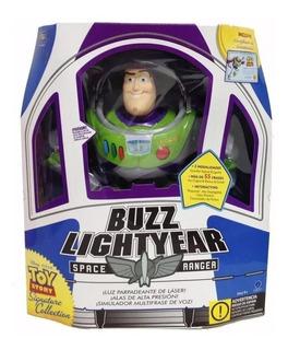 Buzz Lightyear Muñeco Interactivo Toy Story En Español Orig.