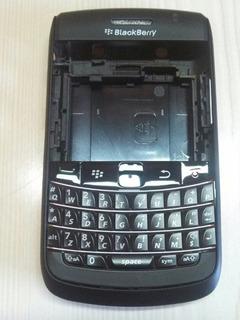 Carcaça Reposição Blackberry Bold Preto