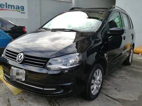 Volkswagen Suran 2014 Con Gnc Impecable !!!