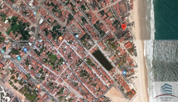 Terreno Beira Mar A Venda Na Redinha Nova