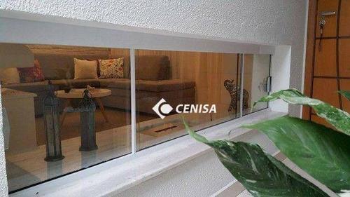 Imagem 1 de 19 de Casa Com 3 Dormitórios À Venda, 107 M² - Parque Das Nações - Indaiatuba/sp - Ca2740