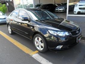 Kia Motors Cerato Sx 1.6 Preto 2010
