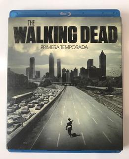 The Walking Dead La Primera Temporada Completa Blu Ray Amc