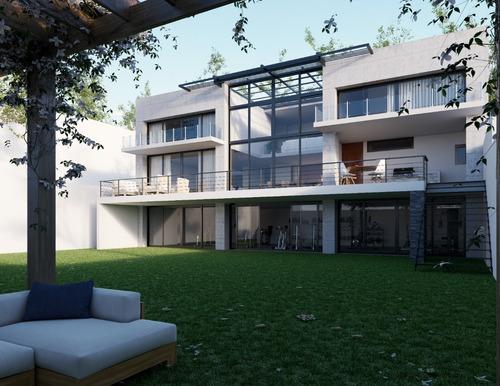 Imagen 1 de 11 de Casa En Venta Bosque Real Preventa Espectacular Diseño
