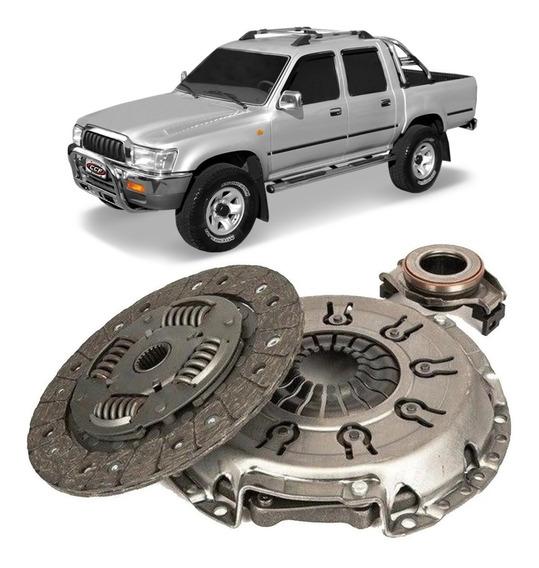 Kit Embreagem Toyota Hilux 3.0 1kzte 2001 2002 2003 004 2005