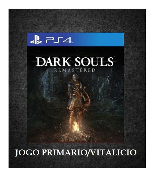 Dark Souls Remastered Ps4 Psn 1 Legendas Em Português