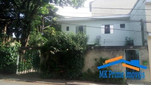 Sobrado 3 Dormitórios Com 1 Suíte - Jardim Cipava - 297