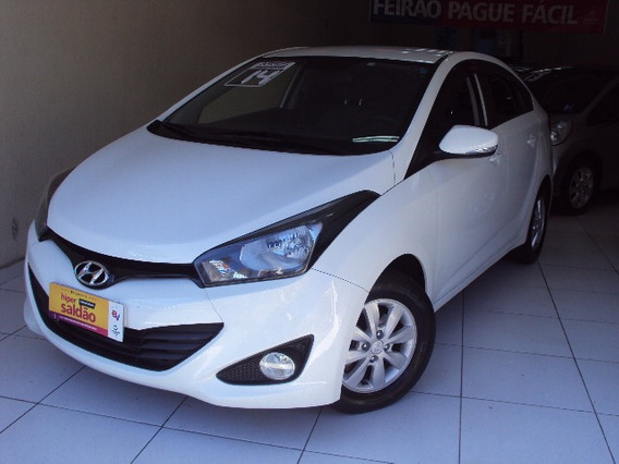 Hyundai Hb20s Comfort Style Automático Ano 2014 Completo