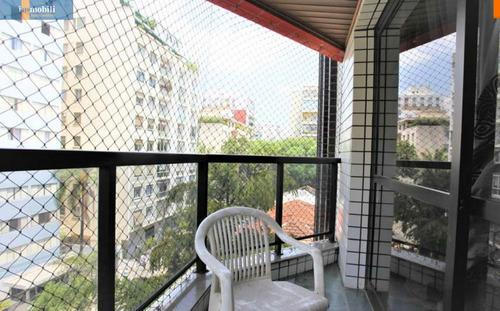 Imagem 1 de 15 de Apartamento Em Higienópolis - Pc93966