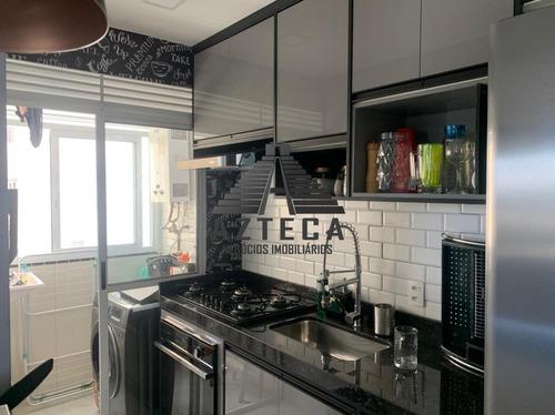 Imagem 1 de 29 de Apartamento Para Venda - Ponte Grande / Condomínio Máximo - Guarulhos - Ap00035 - 69476278