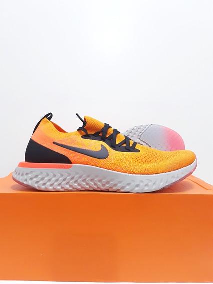 Tênis De Corrida Nike Epic React Flyknit Masculino N. 40