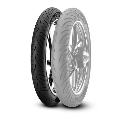 Cubierta Pirelli 80 100 18 Super City Cg Ybr Rx En Moto 46