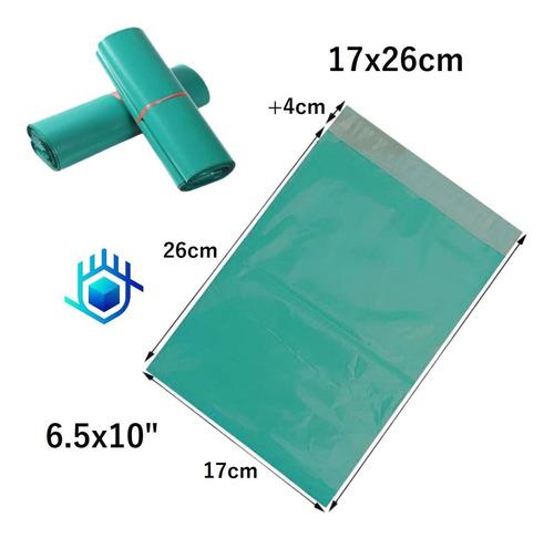 100 Bolsas Sobres Envios 17x26cm Paqueteria Adhesivo Poly