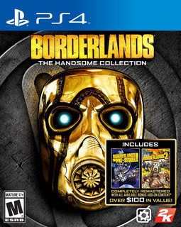 Borderlands The Handsome Collection Ps4 Disco Nuevo Y Sellad