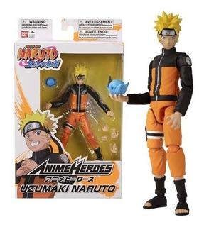 Figura Articulada Anime Naruto Sasuke Kakashi 17 Cm Edu