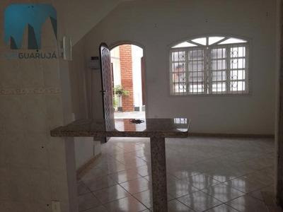 Casa A Venda No Bairro Vila Santa Rosa Em Guarujá - Sp. - 481-22167