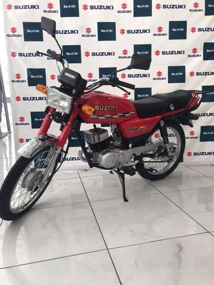 Suzuki Ax100 2020
