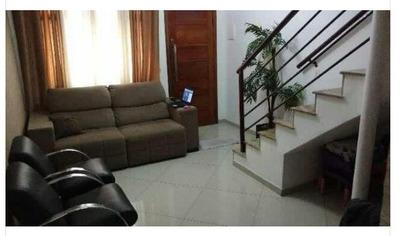 Casa Em Parque Bitaru, São Vicente/sp De 62m² 2 Quartos À Venda Por R$ 238.500,00 - Ca221476