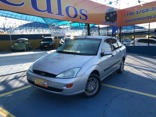 Imagem 1 de 8 de Ford Focus! Segundo Dono!!!