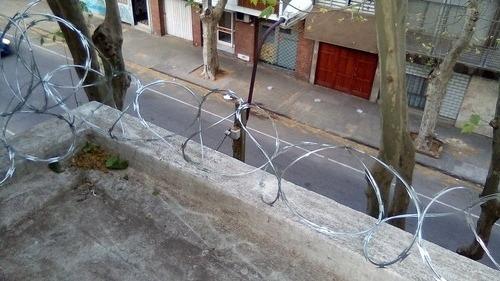 Concertina De Seguridad Anti-intrusos. Venta Y Colocacion.
