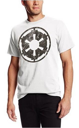 Playera Star Wars Guerra De Las Galaxias Escudo Imperial