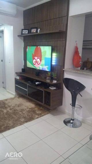 Apartamento Com 2 Dormitórios À Venda, 56 M² Por R$ 320.000 - Parque Alto Sumaré - Bauru/sp - Ap1174
