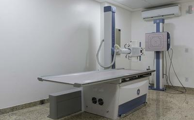 Locação De Equipamentos De Raio X, Mamografia, Tomografo