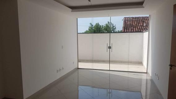 Cobertura Com 3 Quartos Para Comprar No Serrano Em Belo Horizonte/mg - 815