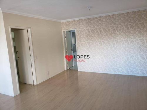 Imagem 1 de 22 de Apartamento Com 3 Dormitórios À Venda, 125 M² Por R$ 1.050.000,00 - Tatuapé - São Paulo/sp - Ap3034