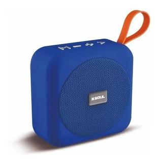 Parlante Bluetooth Lector Pendrive Micro Sd Microfono Xs50