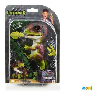 Juguete Dinosaurio Fingerling Untamed Interactivo Tv