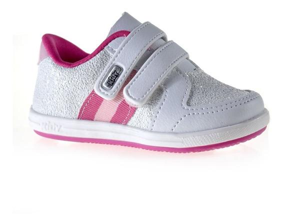 Tênis Infantil P/ Menina Kidy Colors Conforto 0090750| Baby