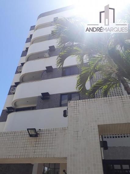 Apartamento Para Venda Em Salvador, Rio Vermelho, 4 Dormitórios, 1 Suíte, 3 Banheiros, 2 Vagas - F204