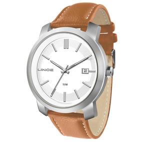 Relógio Lince Masculino Mrc4463s B1mx Casual Prateado