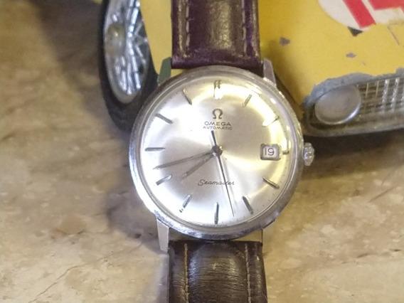 Relógio Antigo Omega Seamaster Automático