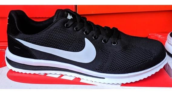 Zapatos Nike Zoom Negro/blanco Tallas 40 41 41.5 (25$)